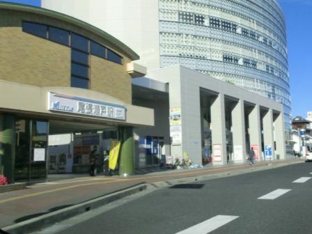 尾張瀬戸駅前